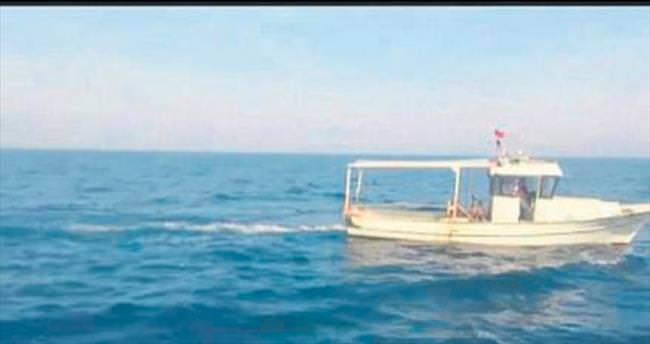 Yasağa uymayan balıkçılara ceza