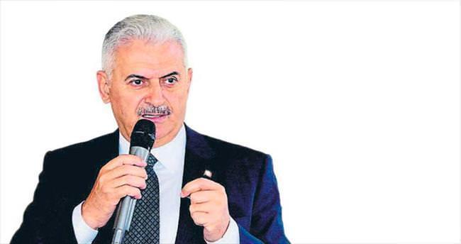 Başbakan Yıldırım bugün İzmir'de
