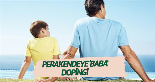 Perakendeye 'baba' dopingi