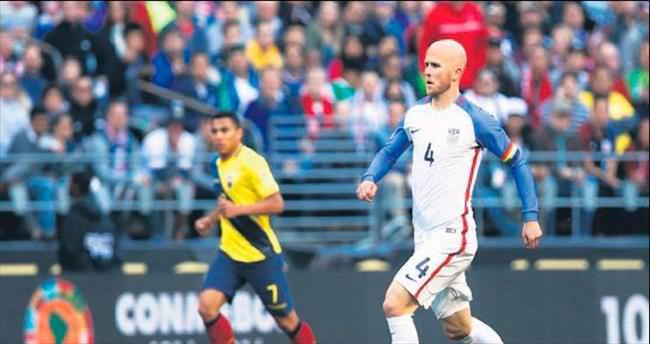 ABD yarı finalde: 2-1