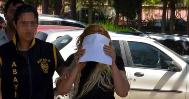 Adana'da abla ile kız kardeşi fuhuştan yakalandı