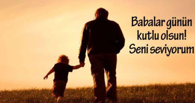 En güzel Babalar Günü kutlama mesajları