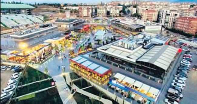 Bursa'nın yeni çekim merkezi PodyumPark