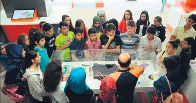 Afet Eğitim Merkezi'ne ilgi büyük