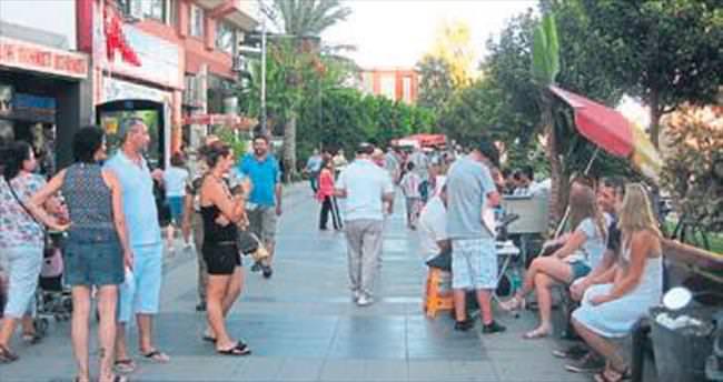 Antalya arttı Isparta azaldı