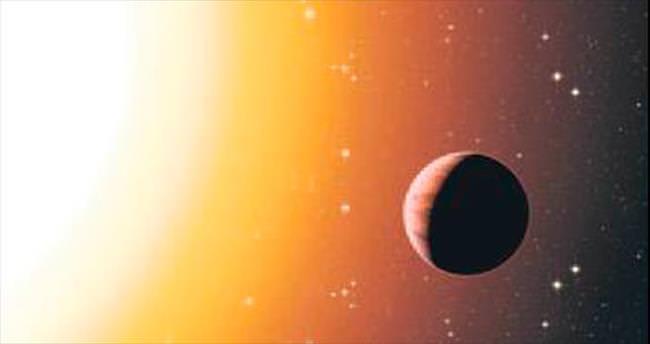 Yıldız kümesinde dev gezegenler...