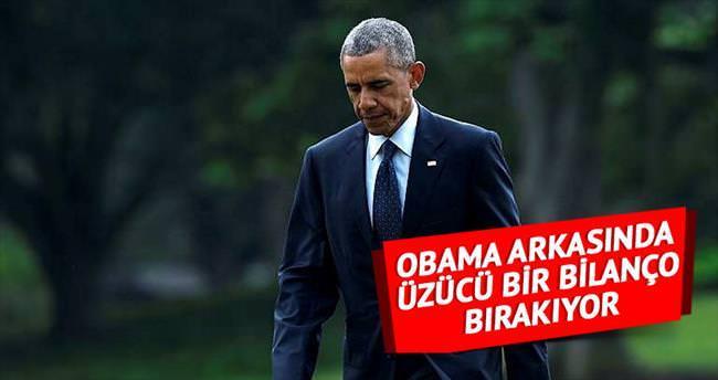 Bayrağı en çok yarıya indiren başkan Obama