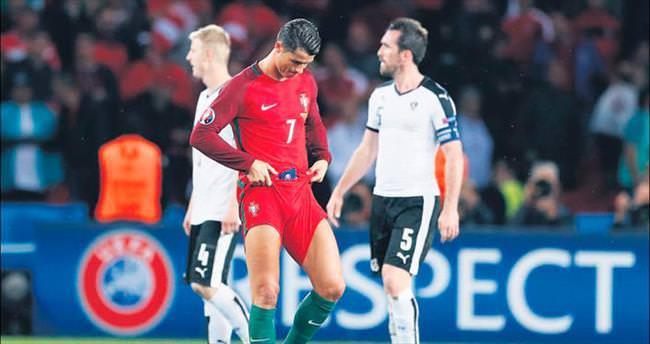 Portekiz ateşte
