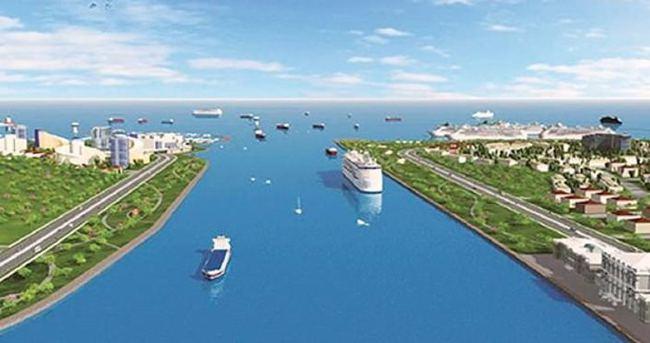Bakanı açıkladı: Kanal İstanbul V şeklinde olacak