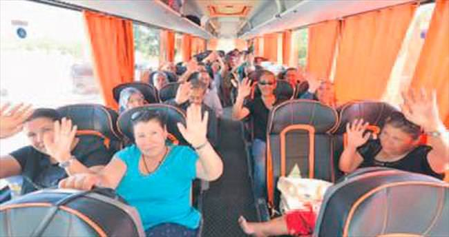 Karadeniz'in incisi Akçakoca'ya gezi