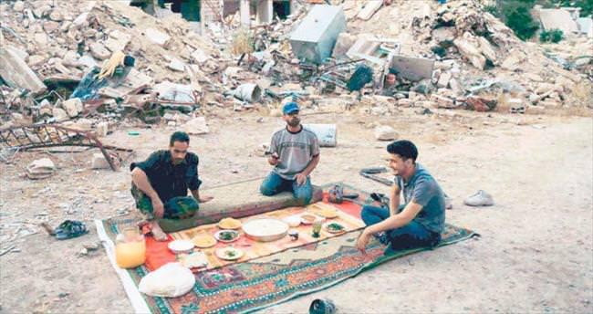 Müttefikler Halep'te çatışmaya başladı