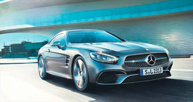 Mercedes-Benz SL ve SLC yola çıktı