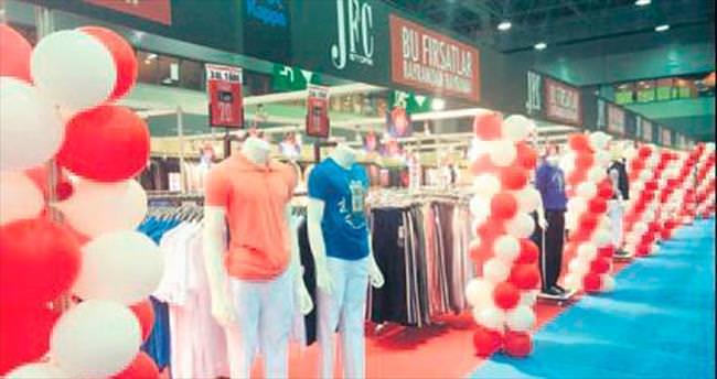 CNR'de alışveriş şenliği başlıyor