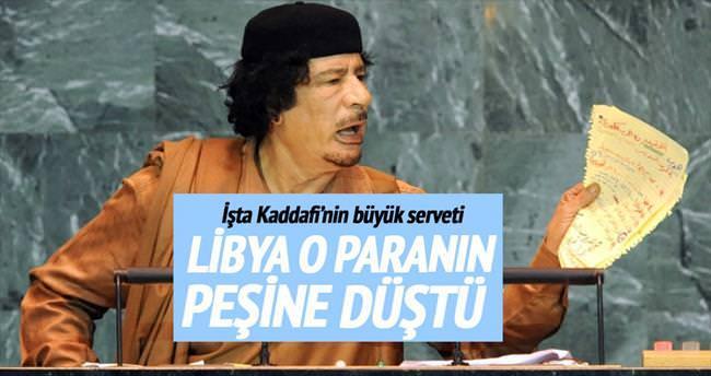 Serveti kayıp Libyalı