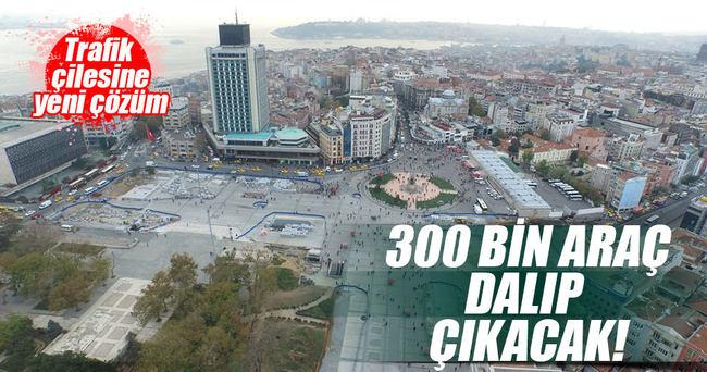 İstanbul trafiğine İspanyol modeli