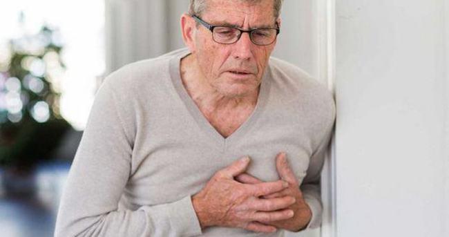İşte kalp krizinin belirtileri
