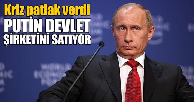 Putin dev şirketi satabilir