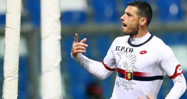 Dzemaili, Genoa'da kalmak istiyor!
