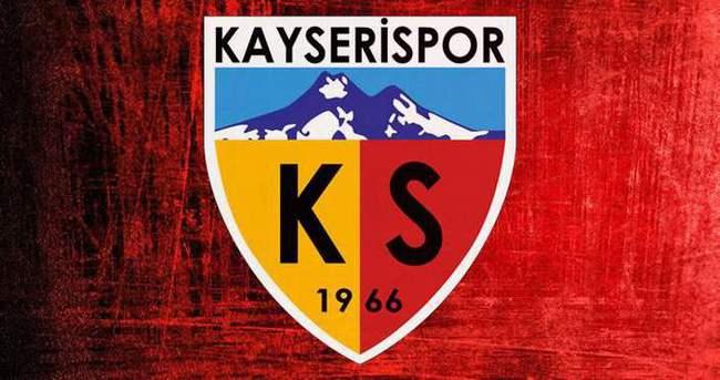 Kayserispor'da kaptan olan gider geleneği değişmedi
