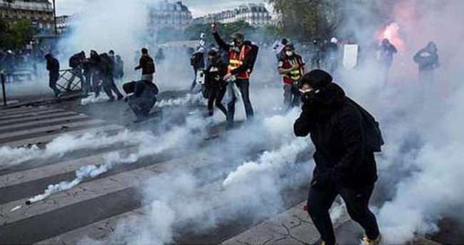 Paris Valiliği'nden sendikalara çağrı