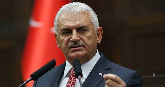 Başbakan Yıldırım: Biz mazlumların ümidiyiz çünkü biz Türkiye'yiz