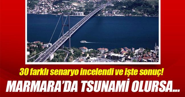 Marmara'da 'tsunami' tehlikesi var mı?