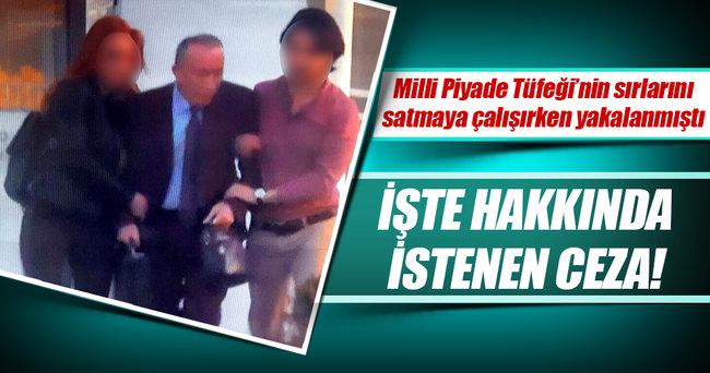 Mustafa Tanrıverdi hakkında iddianame hazır!