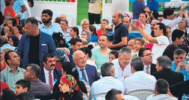 Ramazan coşkusu bu kez Yenişehir'de yaşandı