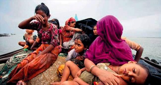 BM raporu: Rohingyalılara yapılan insanlık suçu