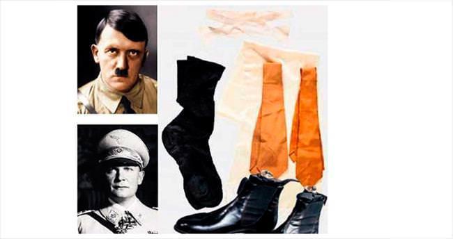 Gizemli müşteri Nazi eşyalarına 600 bin euro ödedi