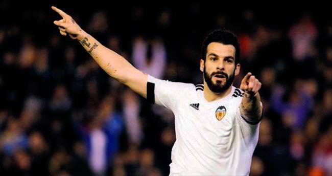 Negredo için de rakip Beşiktaş