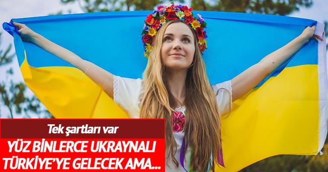 Zam yapmayın 1 milyon Ukraynalı gelsin