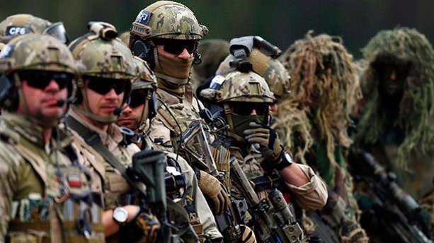 'NATO IŞİD ile mücadele için sahaya iniyor