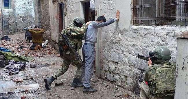 3 ilde düzenlenen operasyonda 6 PKK'lı yakalandı