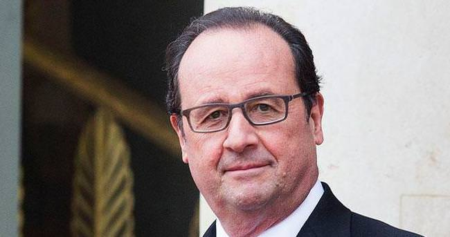 Hollande'dan İngiltere'ye uyarı!