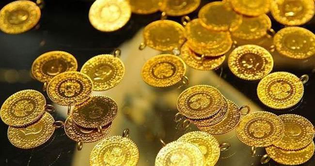 Çeyrek altın fiyatları bugün düşüşte