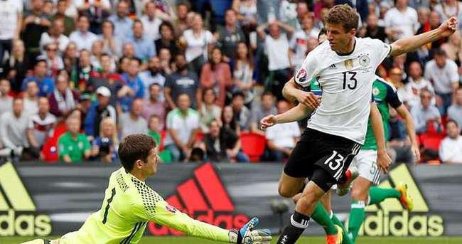 Kuzey İrlanda: 0 - Almanya: 1
