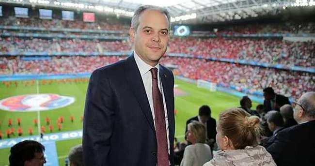 Spor Bakanı Kılıç'tan milli takım yorumu