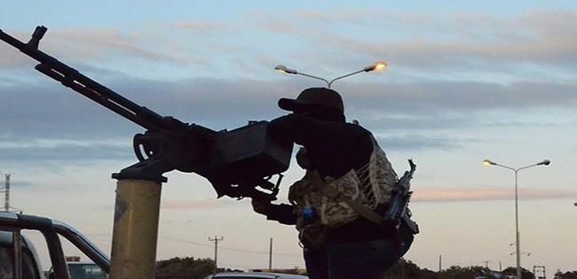 Silah deposuna roketli saldırı: 28 ölü