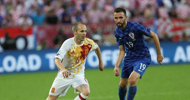 Hırvatistan - İspanya maç sonucu
