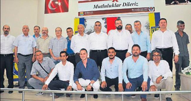 Tarsus'ta yeni başkan belli oldu