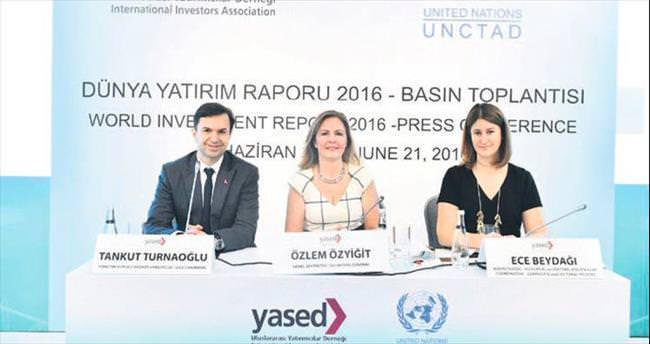 Türkiye yatırım liginde yükseliyor
