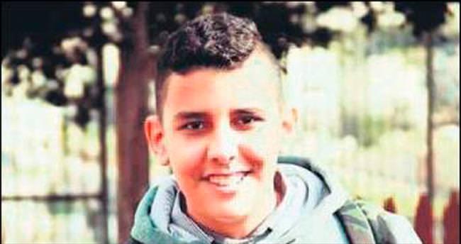 Filistinli genç suçsuz yere vuruldu