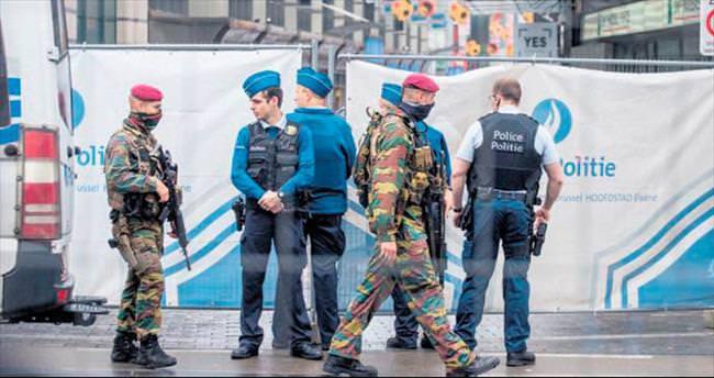 Brüksel'de tuzlu-bisküvili sahte bomba paniği