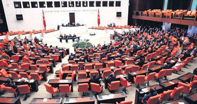 Meclis'te yargı paketi ve torba yasa mesaisi