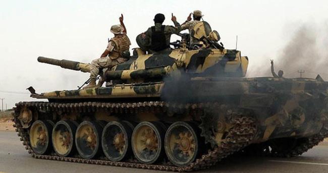 Libya'daki IŞİD operasyonları: 36 ölü