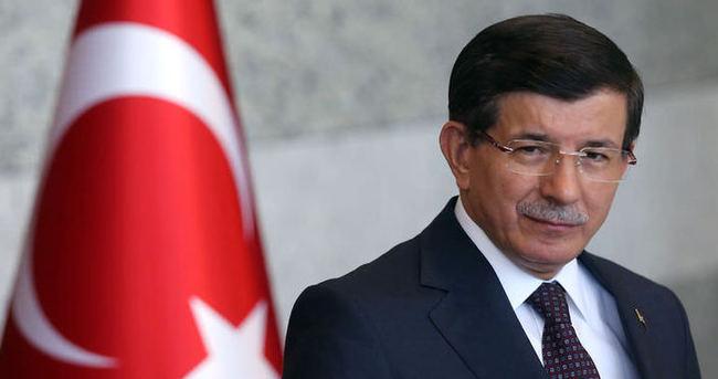 Ahmet Davutoğlu'nun yeni makam odası belli oldu