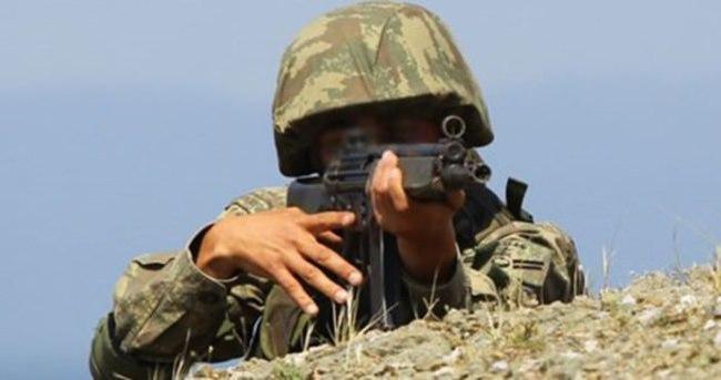 Çaldıran'da çatışmada 2 PKK'lı terörist öldürüldü