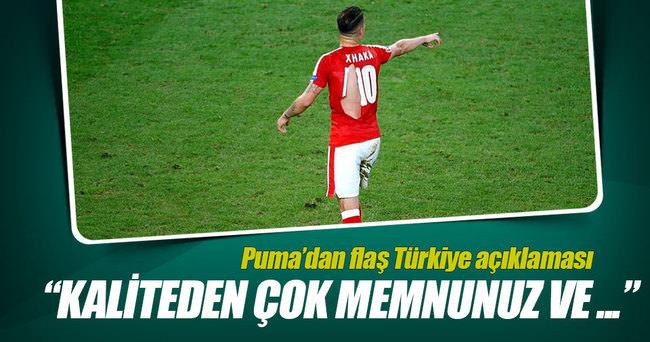 Puma'dan flaş Türkiye açıklaması