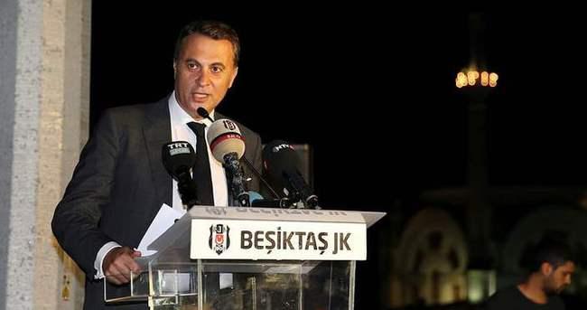 Beşiktaş bonservisli oyuncu alırsa...